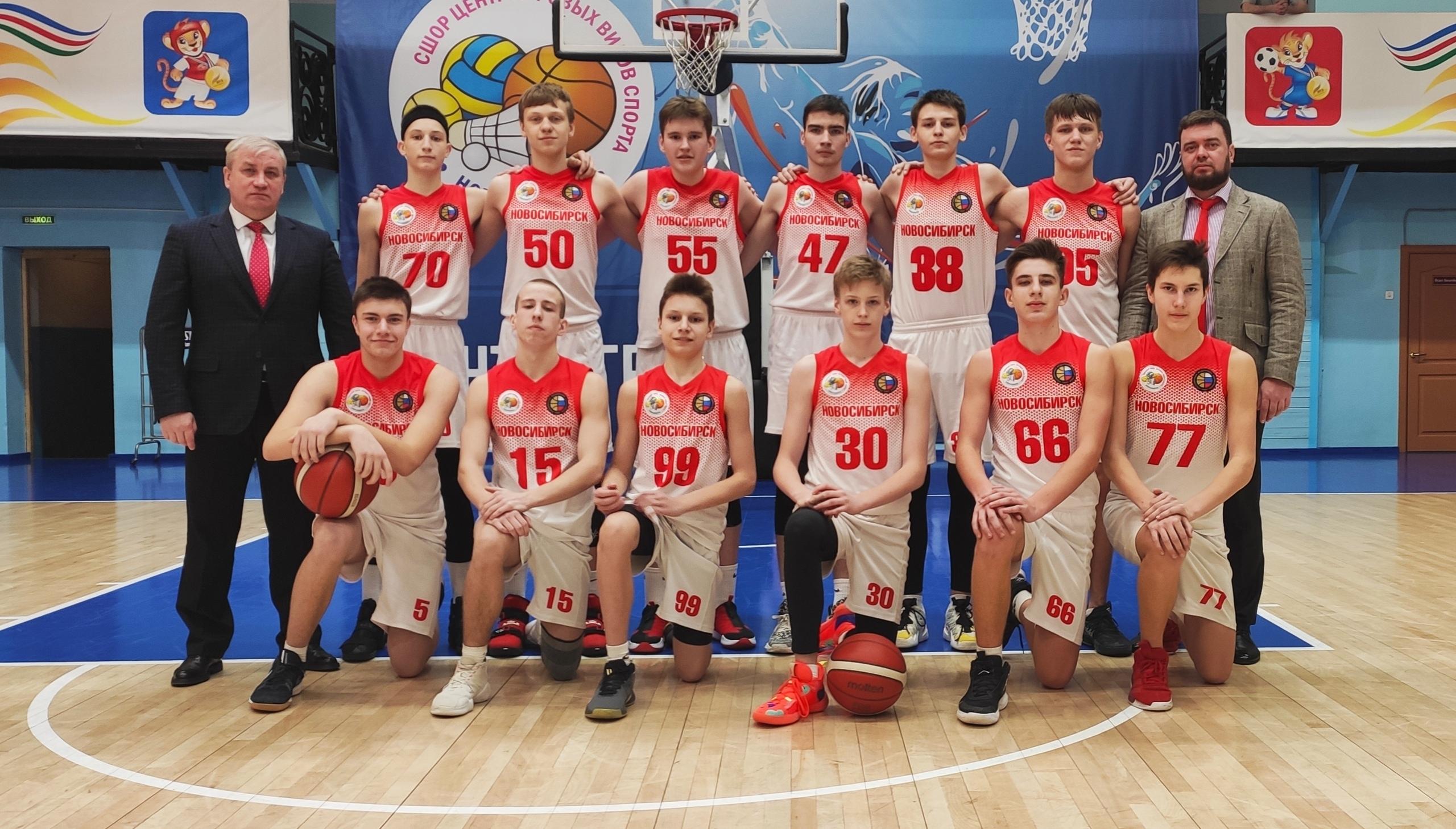 Команда Новосибирск