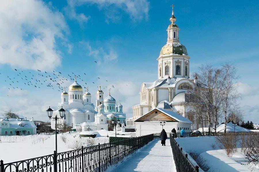 2021-11, Автобусный тур в Нижний Новгород и Дивеево в ноябре, 3 дня (R)