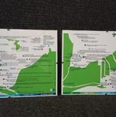 Карта народных названий