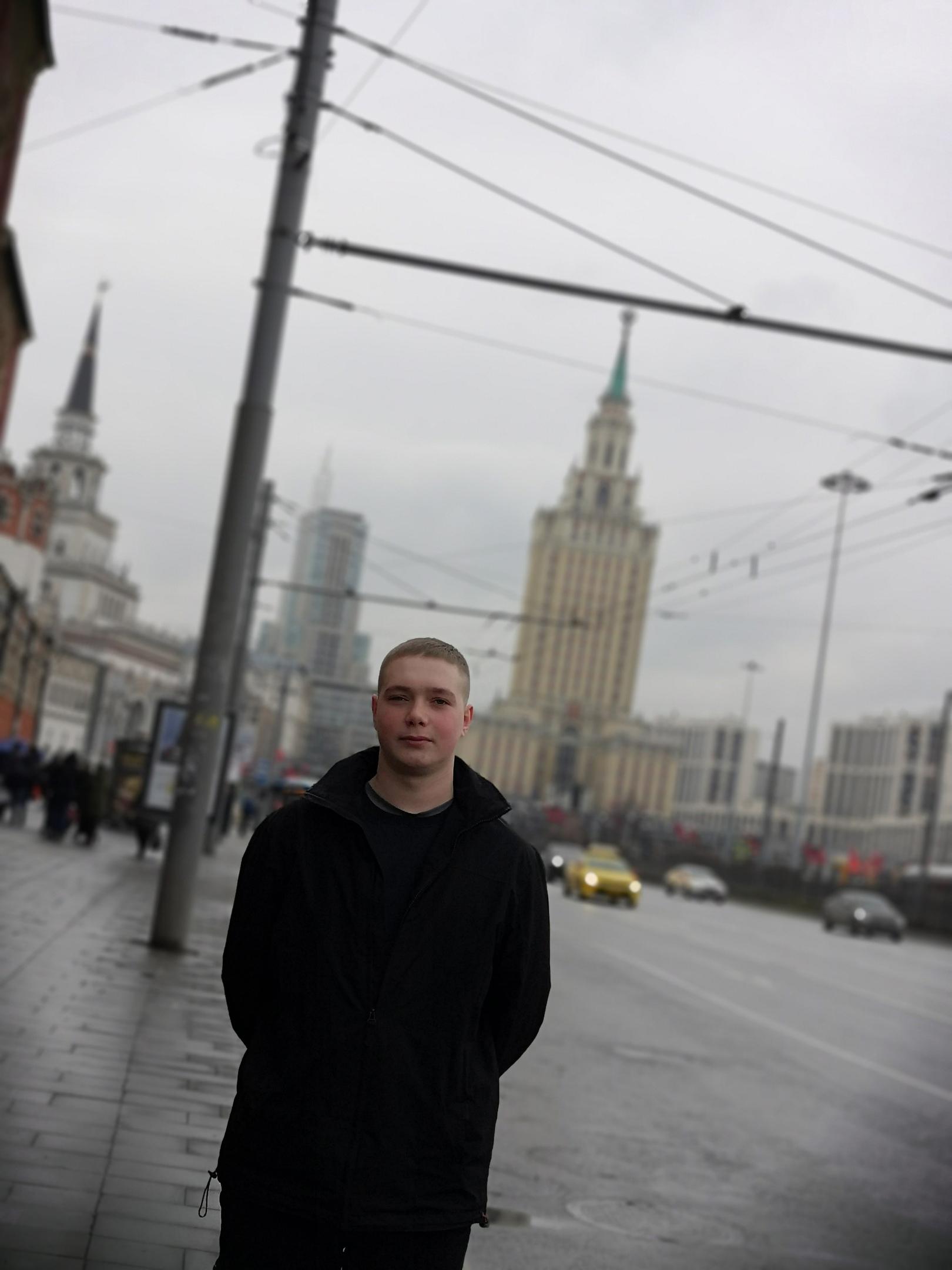 Денис, 19, Rybinsk
