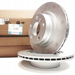 Тормозные диски от производителя BMW