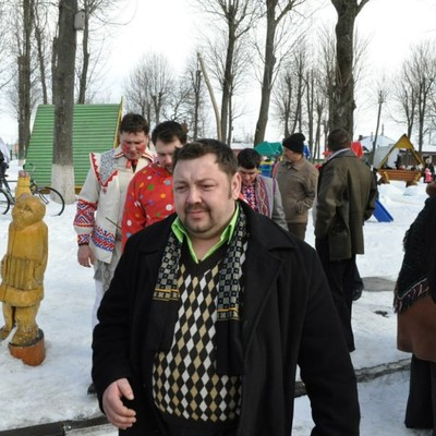 Алексей Рябец