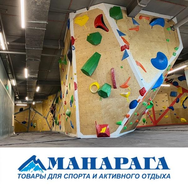 Рады быть частью нового боулдерингового зала в Екатеринбурге!