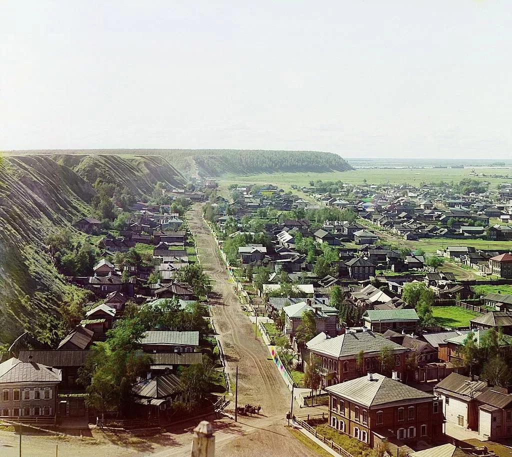 Редчайшие цветные фотографии Российской империи начала XX века ALkYT1uaJpI