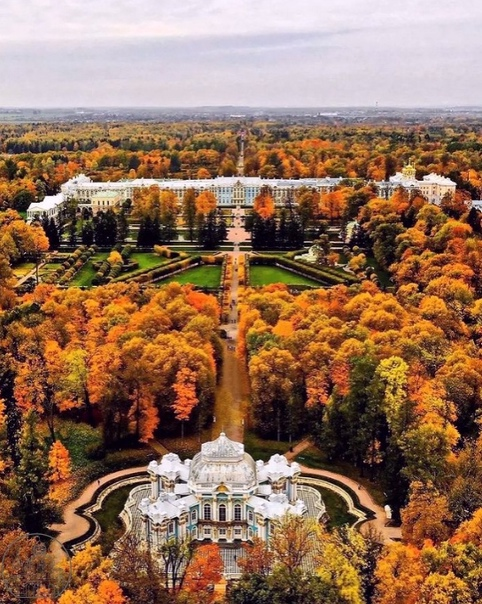 Осень в Екатерининском парке🍁🍂🔥  📷 Karlson_sergei...