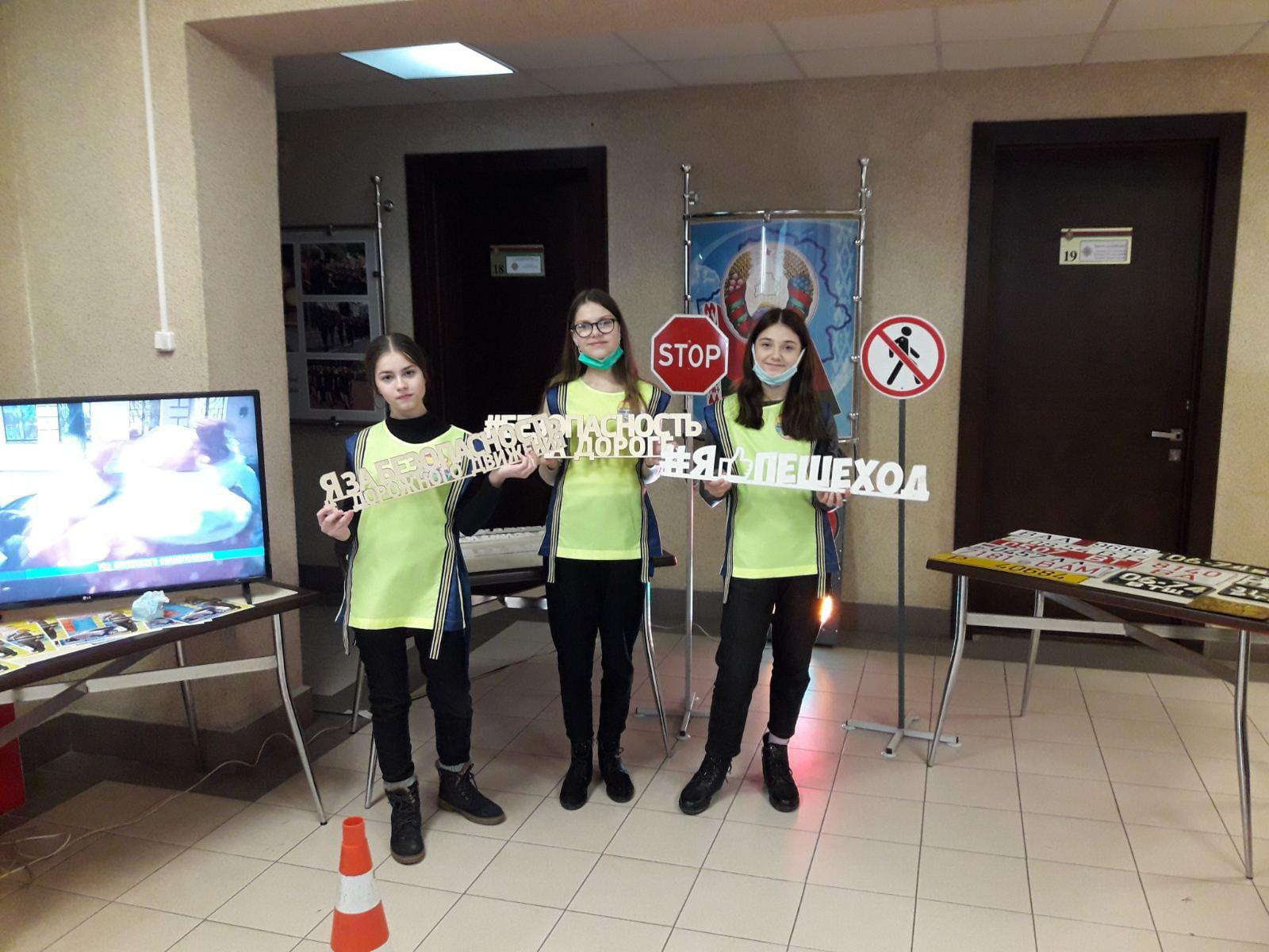 Фотофакт: участие в Дне открытых дверей в УВД Витебского облисполкома