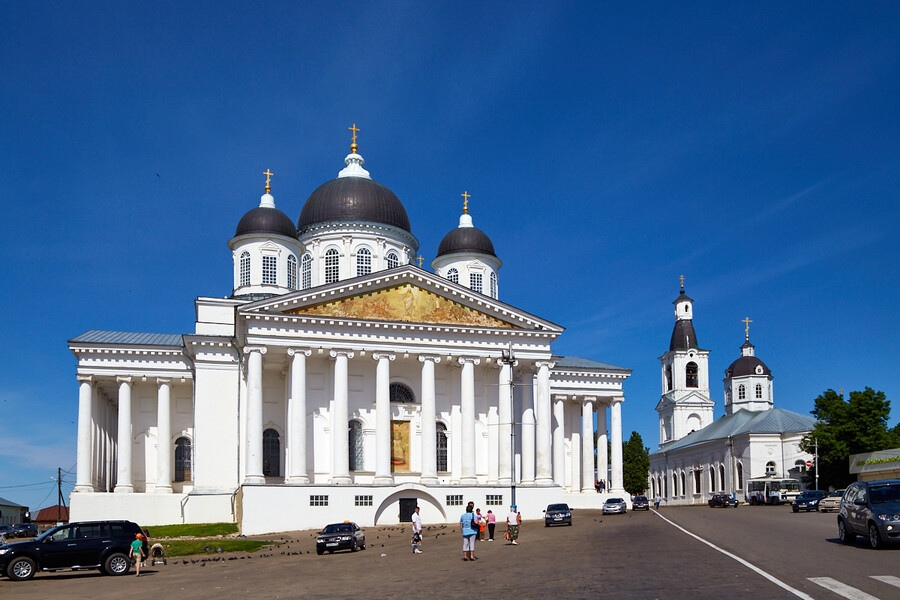 2021-08, Автобусный тур в Нижний Новгород и Дивеево из Тольятти в августе, 3 дня (R)