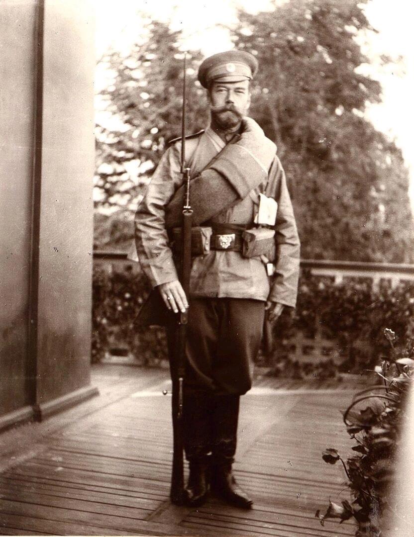 Николай Второй — солдатский марш императора