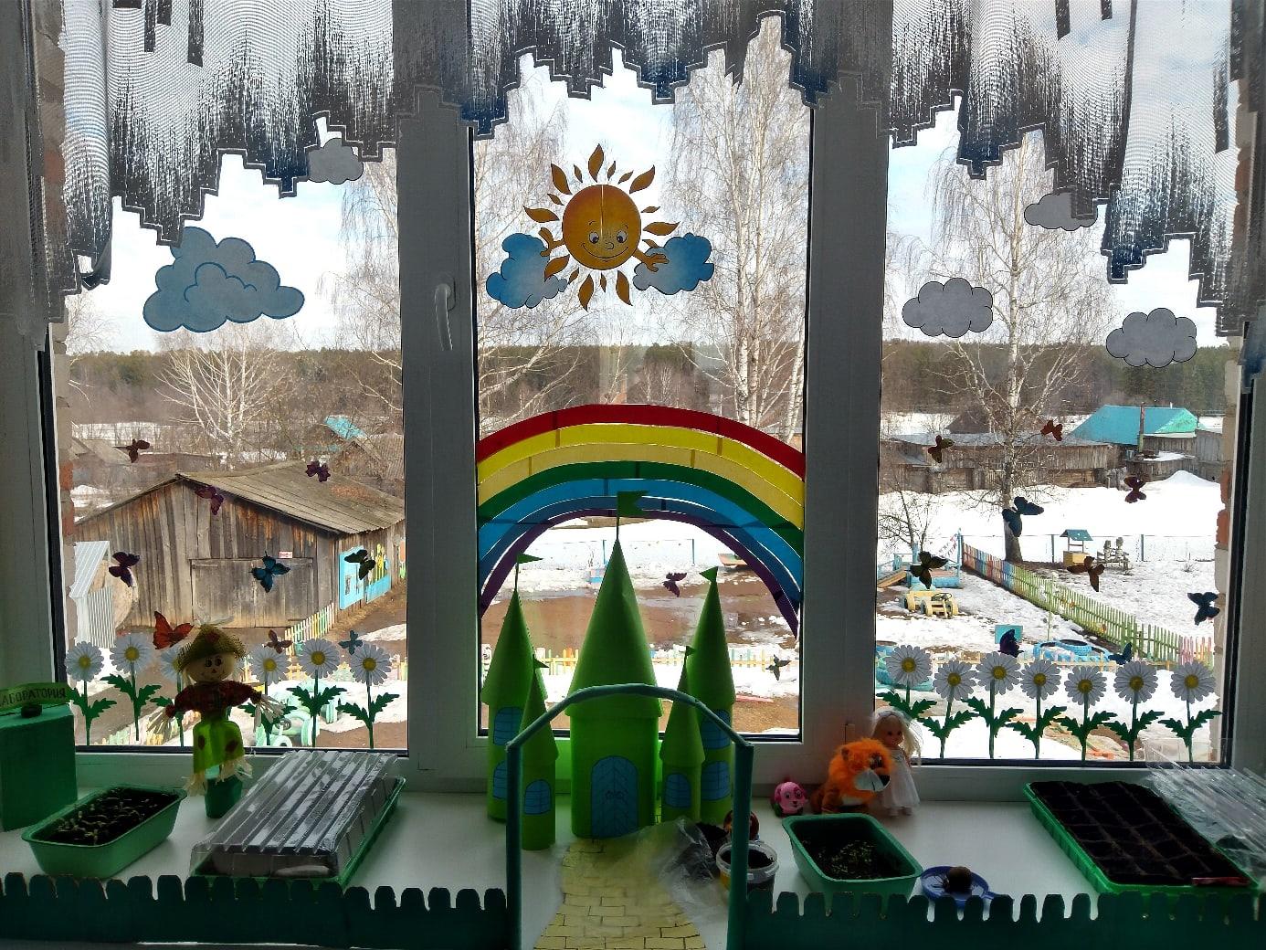 Воспитатели Нынекского детского сада радуют своим творчеством,приближают