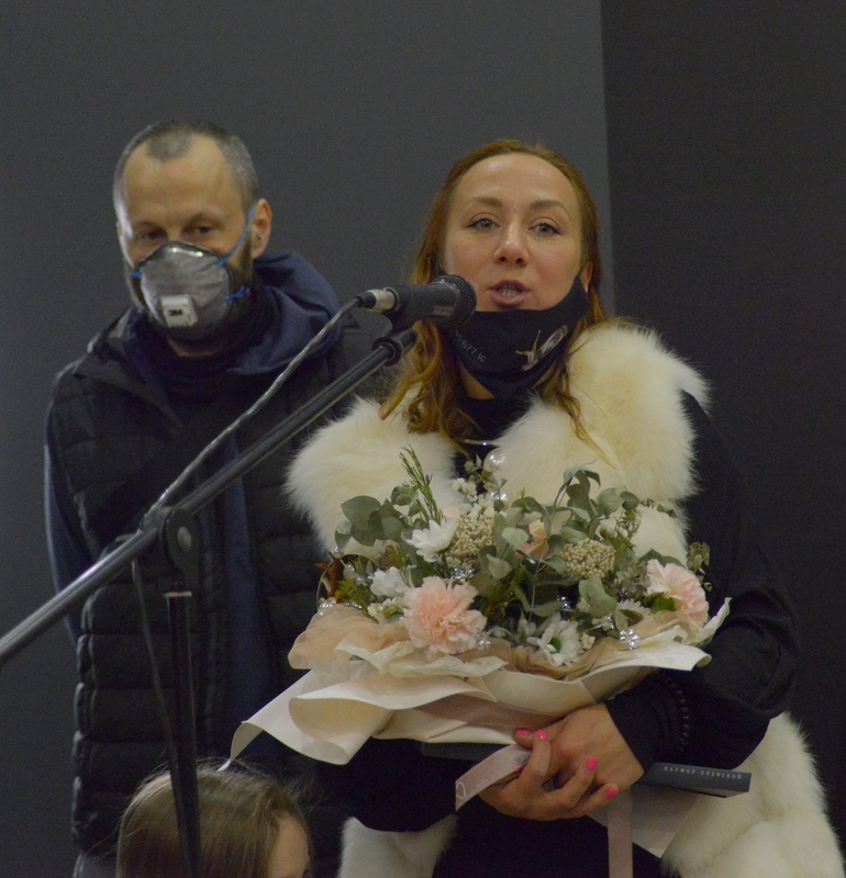 Дизайнер Тина Хмельницкая
