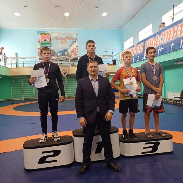 Областные соревнования по вольной борьбе С 6 по 7 ...