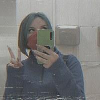 Фотография страницы Даны Гредасовой ВКонтакте
