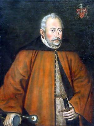Великий гетман коронный Ян Замойский