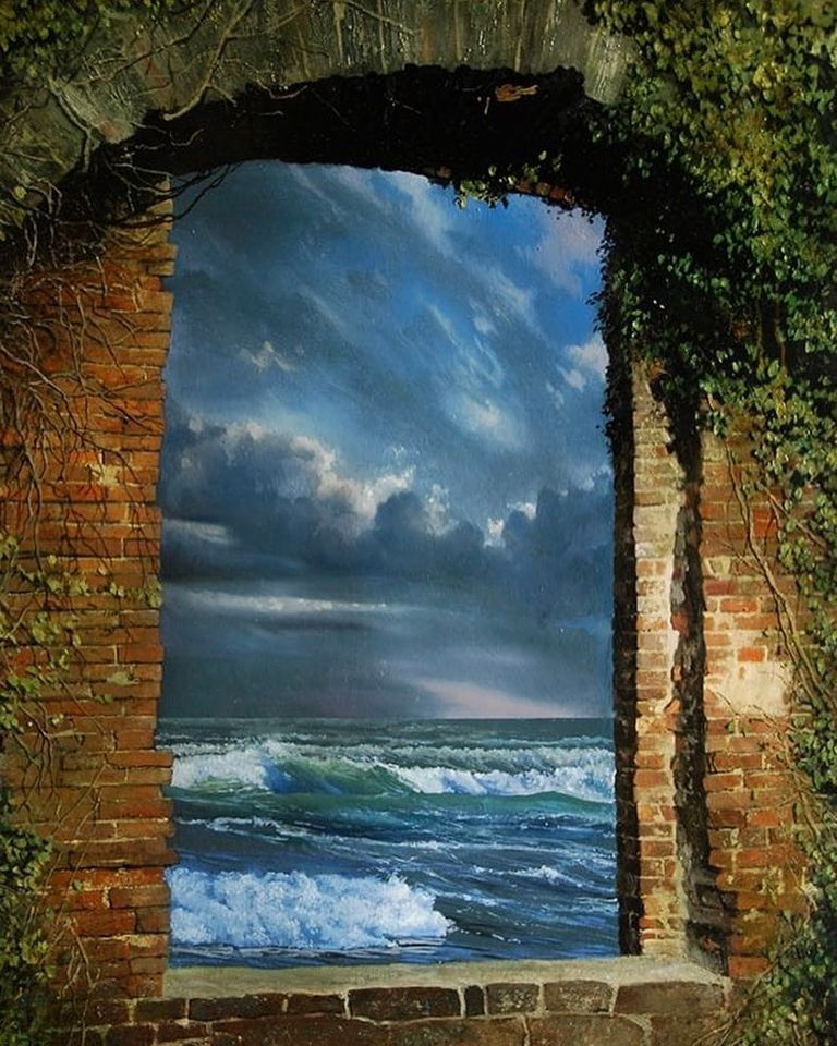 Французский художник-реалист. Alain Senez, изображение №9