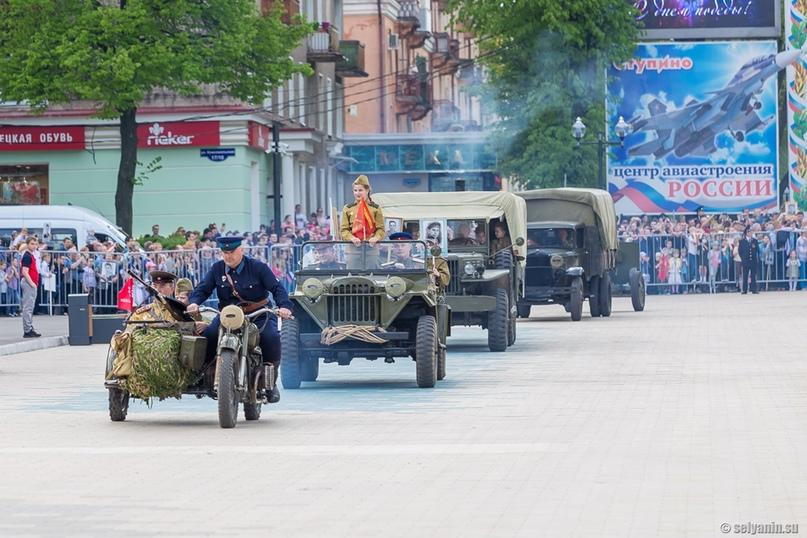 76-летие Победы в Великой Отечественной войне 1941-1945 годов, изображение №4