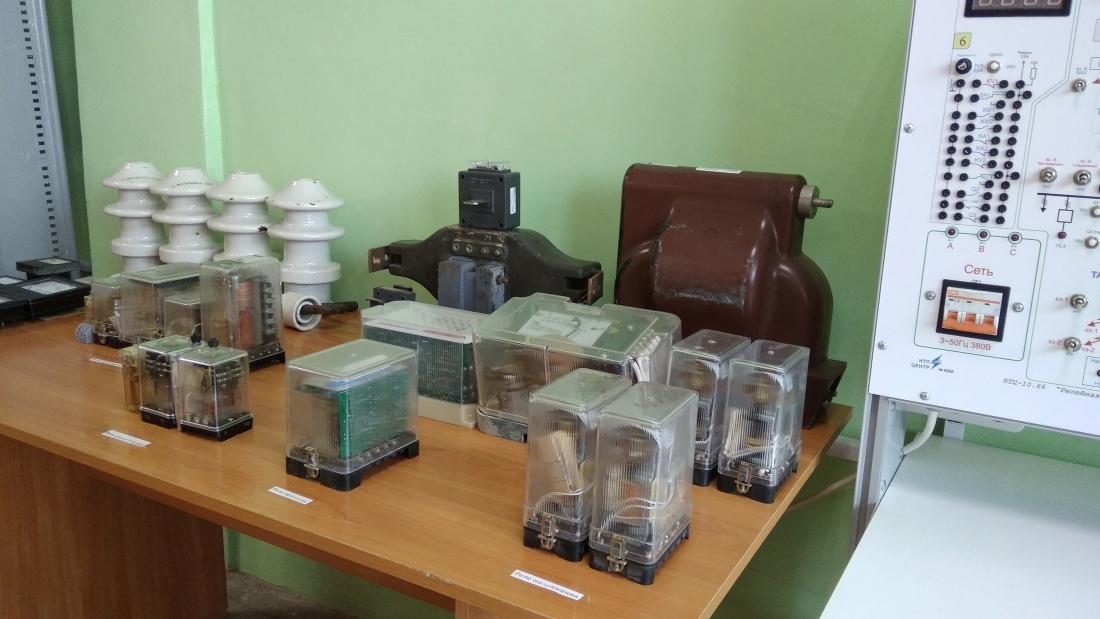 В Петровском политехе обновили учебно-лабораторную базу специальности «Электроснабжение»