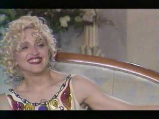 Madonna - Truth Or Dare Promotion - Ciné Stars Interview, 1991