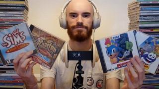 [ASMR] 120 PC-игр из моего детства - Релакс и Ностальгия