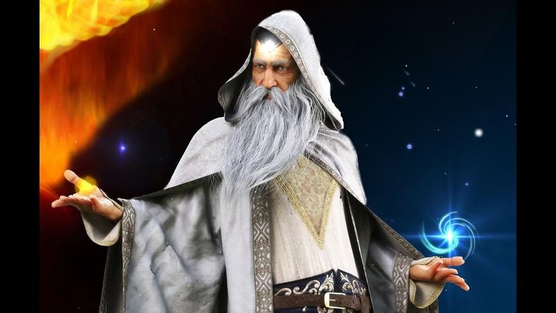 🧙♂️💠💍Merlin überträgt die magische Kraft der 🧙♂️💠Liebe und stärkt deine Schöpferkraft