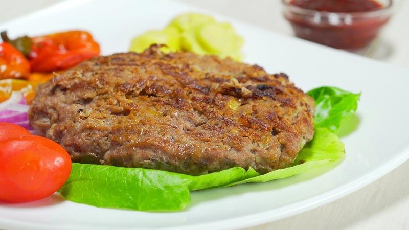 Плескавица Сербская кухня Рецепт от Всегда Вкусно