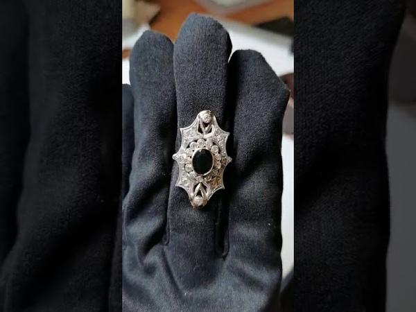 Проводим геммологическую оценку кольца в Гем Эксперт Урал
