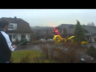 Biggest RC Helicopter in the World EC-135