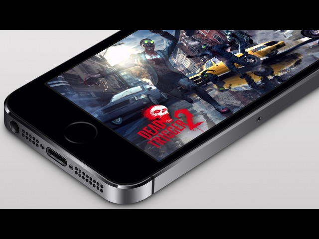 Dead Trigger 2 для iPhone и iPad обзоррр