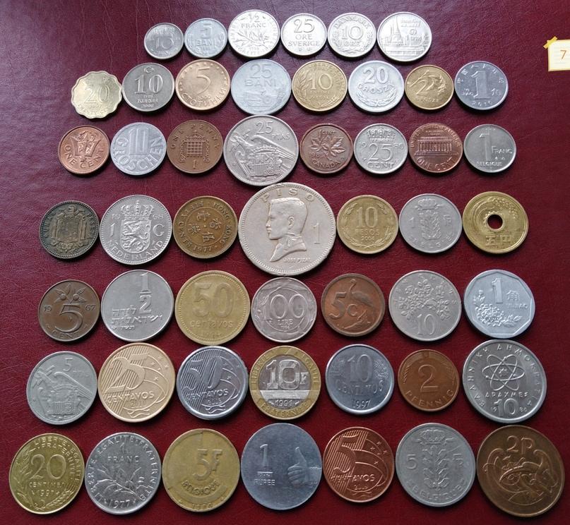 Купить монеты,банкноты и марки с разных | Объявления Орска и Новотроицка №7942