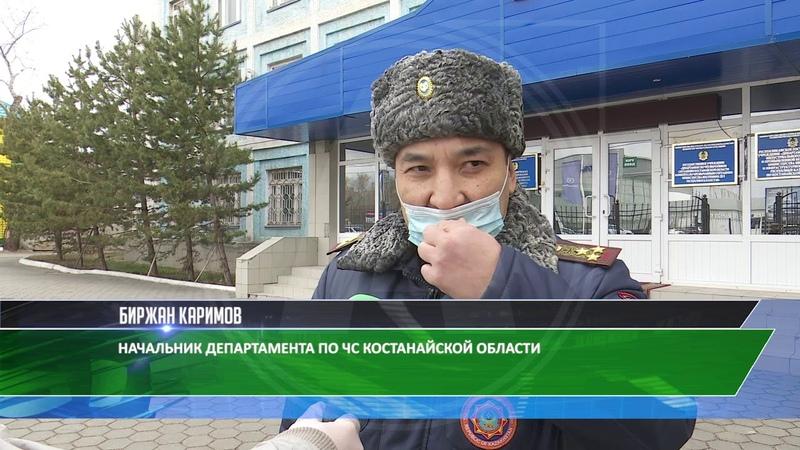 Тушили больше пяти часов Подробности пожара в Федоровской ЦРБ