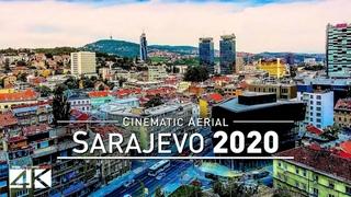 【4K】Drone Footage   SARAJEVO - Capital of Bosnia and Herzegovina 2019 ..:: Cinematic Aerial Film