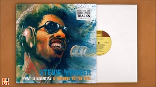 STEVIE WONDER - What Is Essential Is Invisible To The Eyes [Demo, Rare & Unreleased Tracks] By R&UT