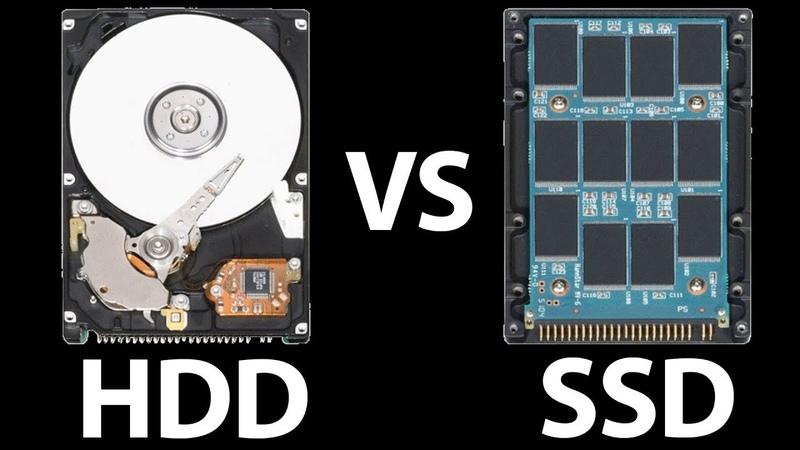 Как перейти с жесткого диска на SSD. Зачем и разница в загрузке. Чем клонировать HDD на ССД