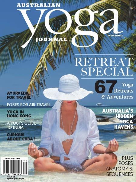 Australian Yoga Journal 07.2019