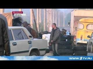 В распоряжении ополченцев Краматорска оказалась военная техника
