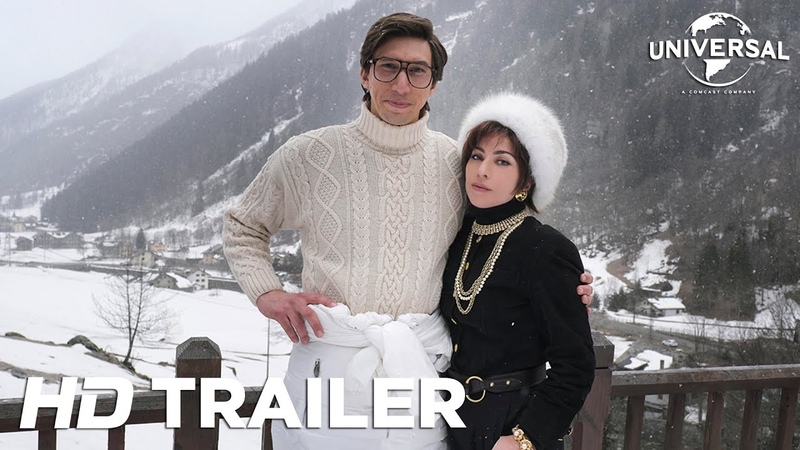 HOUSE OF GUCCI Official Trailer Universal Pictures HD