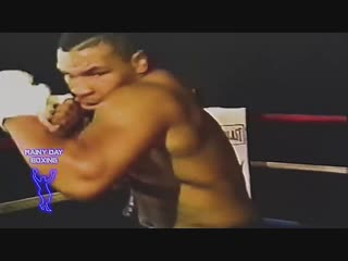 Iron mike tyson animal new video higlights crazy moments training