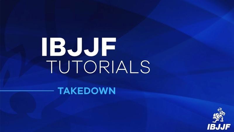 IBJJF Tutorials Takedown Rules Video