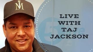 Nicole's View Live: With Special Guest Taj Jackson