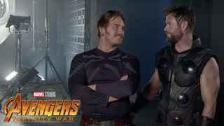 Marvel Studios' Avengers: Infinity War -- Behind the Scenes Featurette