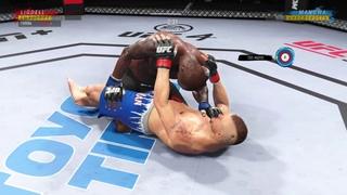 VBL 36 Light-Heavyweight Chuck Liddell vs Jimi Manuwa