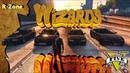 GTA 5 Wizards RP. RAGE 1.1 ОБЗОР. R - Zone Game TV игры, прохождения на русском