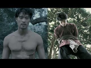 Fight, sex, slashed & captured scene of Van Cuong
