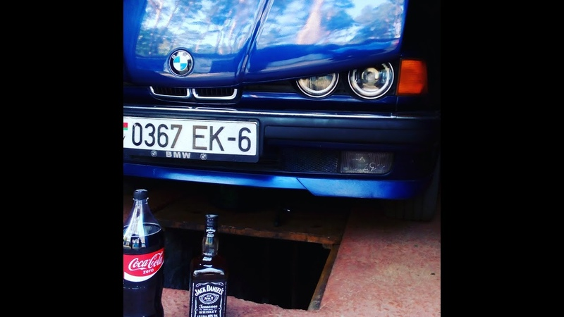 BMW 735 e 32 holset 45