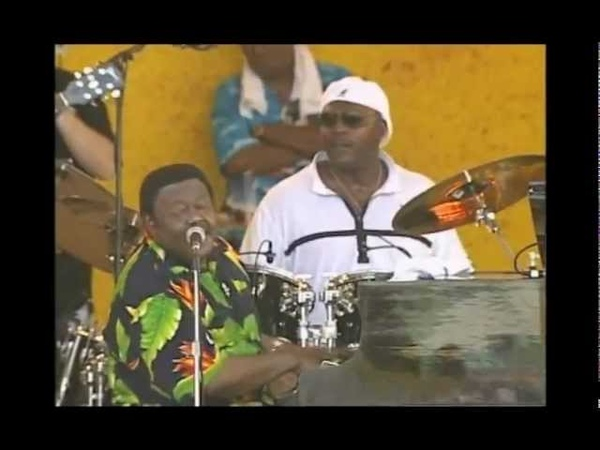 Fats Domino - Live 07 - Shake rattle roll
