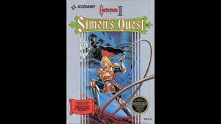 Castlevania II: Simon's Quest. NES. Walkthrough