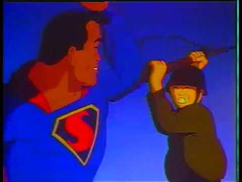 Супермен-Мультсериал-Серия 12 (1941)