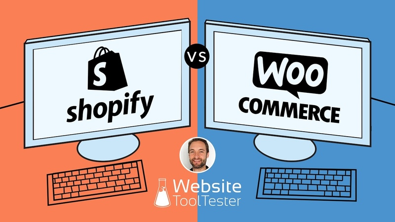 Shopify vs WooCommerce What's the Best Ecommerce Platform in 2019