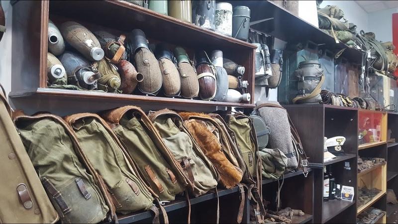Коллекция ВОЕННОГО АНТИКВАРИАТА Частный музей Второй Мировой войны World War II collection 2020