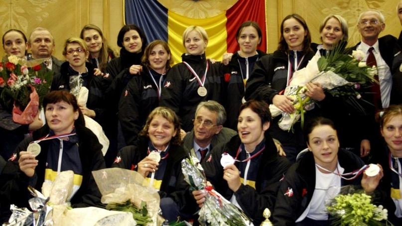 Сборная Румынии, 2005 г.