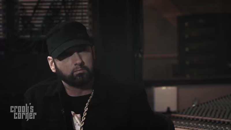 Crook's Corner Exclusive Interview with Eminem